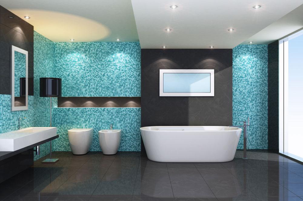 Badezimmer Modern Wohnung Mobel Und Mehr